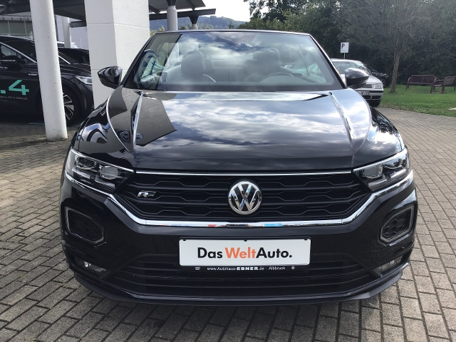 VW  T-Roc Cabriolet R-LINE 1.5TSI DSG NAVI,LED,ACTIV,